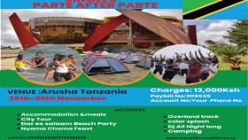 Machakos Camping Edition- Singles Only