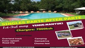 Singles Retreat- Eldoret Edition