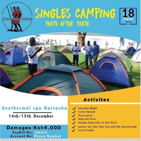 Singles Parte after Parte- Funga Mwaka Edition Naivasha