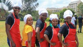 Sagana Team Building events-Camping Packages