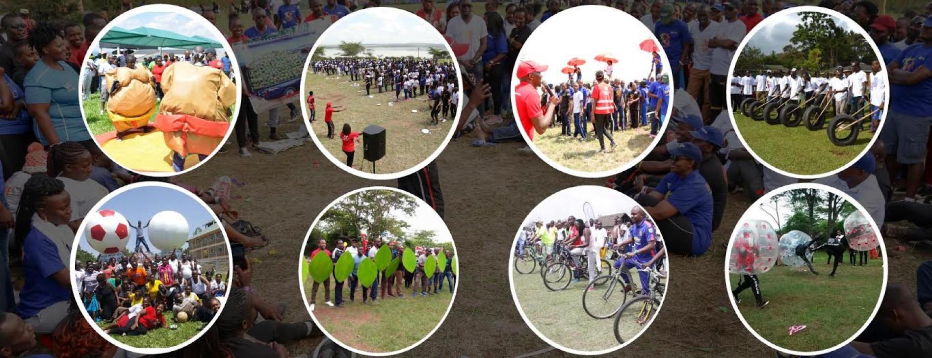 Team Building In Kenya