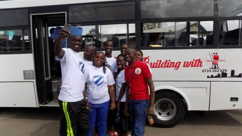 14-Masai Mara Team Building Packages