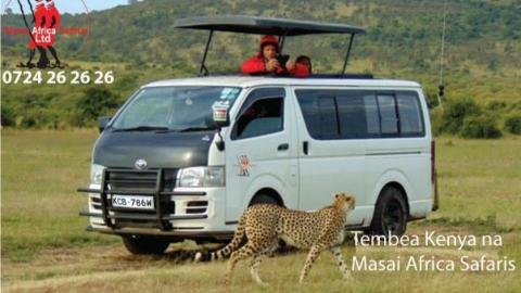 A05-Groups Safaris (Friday & Saturday)