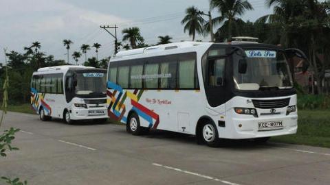 Mini Executive Shuttles