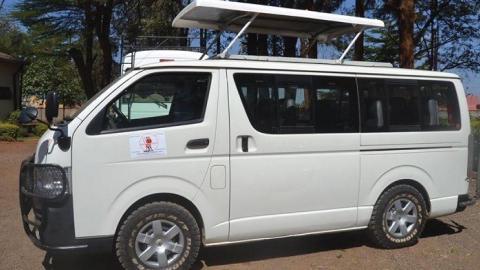 Mini Tour Vans