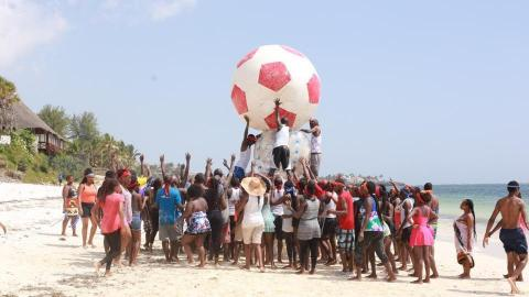 Mombasa One Day Team Building Packages