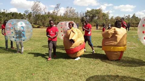 Nairobi Team Building Packages