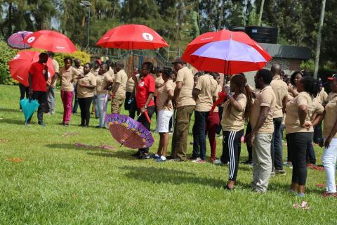 Naivasha Team Building Packages