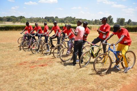 Nakuru Elementaita Team Building