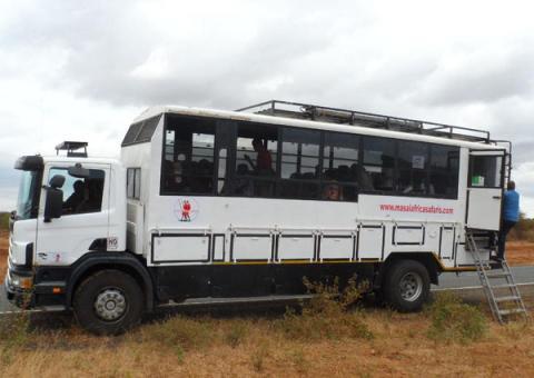 Overland Trucks Retreats